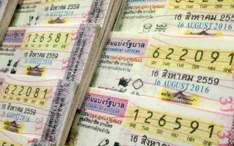 "Everything important you need to know about the ""Thai Lottery"""