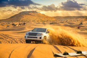 Unforgettable a Life Time Experience: desert safari Dubai
