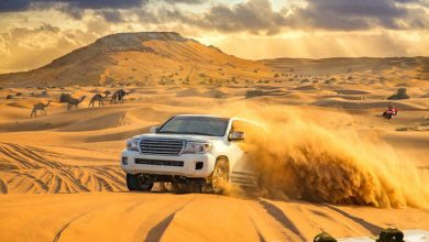 Photo of Unforgettable a Life Time Experience: desert safari Dubai